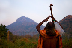 (Thiruvannamalai) (VinothChandar) Tags: city portrait india mountain men saint canon temple photography photo place god photos hill prayer picture saints pic lord holy 5d spirituality spiritual shiva eternity tamilnadu blessed sadhu guru southindia guruji enlighten tiruvannamalai gurus thiruvannamalai girivalam mahaan ramanamaharishi seshadriswamigal annamalaiyaar yogiramsuratkumar