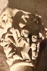 Abbatiale de Saint-Ferme (kristobalite) Tags: roman glise romans berceau baie abside abbatiale romane vote choeur chevet chapiteau romanesqueart transept romanisch romanik romanes romanesquearchitecture arteromanica artroman goule architetturaromanica danieldanslafosseauxlions absidiole contrefort adorationdesmages pleincintre davidetgoliath architectureromane lavementdespieds romanischearchitektur hommebarbu saintferme romanischekunst arquitecturaromanica doubleau colonneengage cordonbillettes chapiteauhistori votedogives gilgameshauxlions