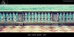 Panorama Giardini (5 Minutes Away) Tags: travel vacation italy panorama art beautiful fun high amazing interesting cross artistic 5 unique quality awesome great away divine explore international exotic processing stunning unusual charming foreign venezia minutes giardini interessant spektakulr 5minutesaway