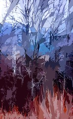 trees & weeds. . . . (Ed Brodzinsky) Tags: trees rural upstatenewyork newyorkstate elkcreek rurallandscape schenevus otsegocounty edbrodzinsky