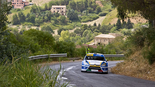 LUCA PEDERSOLI e  MATTEO ROMANO | CITROEN C4 WRC | 26° Rally Proserpina 2011