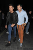 Joey Essex on a night out with friends. London, England