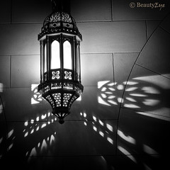 Muscat - Light & Dark . . . [Explored] (Beauty Eye) Tags: city nightphotography sea bw seascape building green architecture night photoshop canon dark landscape eos rebel 50mm landscapes blackwhite exposure seascapes nightshot outdoor royal grand scene mosque adobe ii sultan om f18 18 decor oman qaboos ef muscat royale 2012 lightroom t3i mct   cameraraw parisopera  phototype 600d canonef50mmf18ii     beautyeye masqat  canon600d  rebelt3i kissx5 canon600deos oman omanomancountry muscatsultanqaboosgrandmo muscatsultanqaboosgrandmosque
