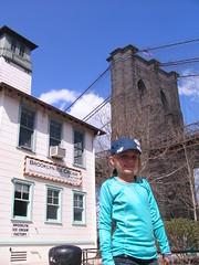 Spring Break 2014 (Beauty Playin 'Eh) Tags: nyc newyorkcity vacation holiday dumbo brooklynbridge brooklynicecreamfactory girlsinnewyork springbreak2014 springbreak20142