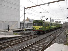 Irish Rail - 8118 (KiloCharlie 68) Tags: howth emu dart 8100 bray irishrail lhb pearse iarnrodeireann 8118 linkehofmannbusch