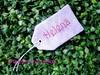 Helena (Artes de uma Larissa) Tags: tag feitoàmão batizado bebê casamento menina aniversário nascimento maternidade lembrancinha tildas nomebordado tagdetecido