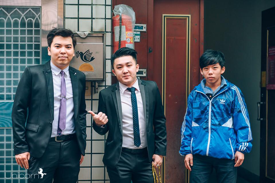 《婚攝章魚》勝權 & 惠如 / 蘆洲北海餐廳