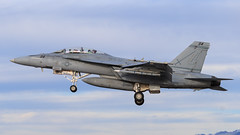 "Boeing F/A-18F Super Hornet of VFA-32 ""Fighting Swordsmen"" from NAS Oceana (Norman Graf) Tags: plane airplane fighter aircraft nfl attack jet hornet boeing fighting f18 32 usn nasoceana fa18 navalaviation unitedstatesnavy superhornet fa18f swordsmen f18f nasfallon vfa32 knfl fighting32 166662 ac114 strikefightersquadron32"