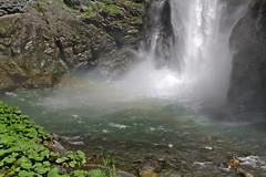 Val d'Aosta - Val d'Ayas, cascata di Isollaz, la forza dell'acqua (mariagraziaschiapparelli) Tags: primavera acqua cascate valdaosta escursionismo camminata valdayas isollaz allegrisinasceosidiventa challandsaintvictor