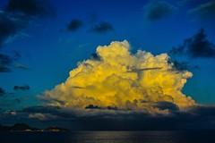 Clouds. (ost_jean) Tags: blue sky colors clouds wolken lucht nuage hemel