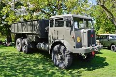 35 BM 08 414ASV (PD3.) Tags: uk england festival truck army transport hampshire lorry bm trucks 35 militant 414 08 basingstoke lorries aec asv hants thorneycroft 35bm08 414asv