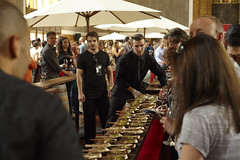 Stefanie_Parkinson_Rioja_Wine_5_22_2016_29 (COCHON555) Tags: festival cheese losangeles wine tapas unionstation rioja jamon chefs cochon555 heritagebreedpigs