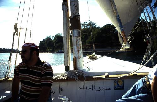 "Ägypten 1999 (060) Assuan: Felukenfahrt • <a style=""font-size:0.8em;"" href=""http://www.flickr.com/photos/69570948@N04/27056851872/"" target=""_blank"">View on Flickr</a>"