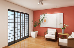 TELHANORTE (domcio ferreira) Tags: art arquitetura cores design 3d arte interiores decorao quadros projetos telas maquetes