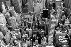 Cubes (music_man800) Tags: new york city nyc summer urban bw usa white holiday abstract black building art apple monochrome contrast skyscraper buildings landscape island photography mono march spring big high scenery cityscape shadows arty view state artistic manhattan united gray scene chrome american empire cube states grayscale edit greyscale 2016 gimp2