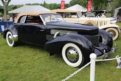 Cord 810 convertible 1936 (johnei) Tags: cord 810