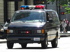 Seattle Police 86375 (zargoman) Tags: seattle police department spd lawenforcement cops cop patrol car cruiser vehicle emergency response first responders ford van unmarked lights