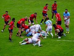 DSC00718 (melobatz) Tags: rugby ernest finale stade wallon prod2 aviron aurillacois boayonnais