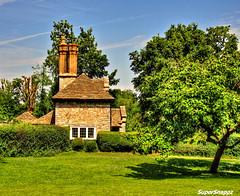Sweet Briar Cottage (Supersnappz1) Tags: blaisehamlet bristol england canonpowershotsx530hs hdr nationaltrust cottage sweet briar historic quaint
