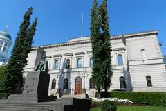 Plaza del Senado Bank of Finland Museum Helsinki Finlandia 14 (Rafael Gomez - http://micamara.es) Tags: plaza museum del finland de la casa helsinki y centro banco bank senado museo moneda finlandia