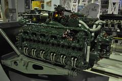 Napier Sabre Aero Engine (Richard.Crockett 64) Tags: napier sabre aero aircraft engine raf royalairforce ww2 worldwartwo royalairforcemuseum hendon london 2016