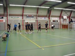 2012 Kangeroeteam 'Goed te passe' wint met 29-27 van 'Slecht te passe' en wordt kampioen. (Op de foto staan andere teams)
