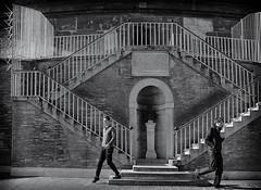 Escalier Rome, terrasse St Pierre
