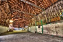 Old Barn (HDR) (eFRAME.co.uk) Tags: barn framed framer frame framing hdr pictureframe photoframes wimpolehall eframe eframecouk 20120305