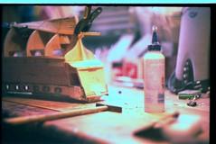 Konica Centuria 400 with Zenit 12xp (Francesco YAYOBOY Pugliese) Tags: camera blur film colors analog lomo lomography experiment zenit russian analogica pellicola 12xp