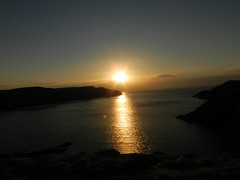 Sunset at Strumble Head, Pembrokeshire (ZeeTee91) Tags: sunset strumbleheadpembrokeshire