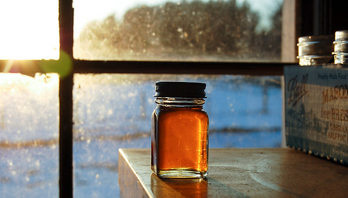 Vermont Maple Syrup by Sterling College, on Flickr