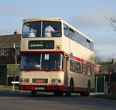 School Olympian! (mr.pants1) Tags: travel bus coach tiger trent newark algarve dennis prima marshalls sutton paramount leyland wrights olympian javelin plaxton cataeno l29cay s3yrr