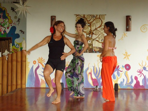 Flamenco y yoga