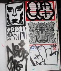 ($here Khan) Tags: up graffiti bride sticker zee mq campaign lcm censor neor wkt mkue orby h8k dhestoe