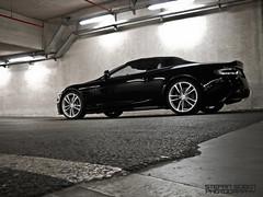 One and only. (Stefan Sobot) Tags: black james cool nikon martin unique garage serbia fast bond british belgrade beograd supercar aston 007 volante dbs v12 srbija topgear mansory