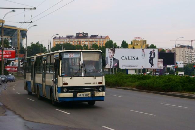 PUA 002 Chişinău Bulevardul DACIA 300711