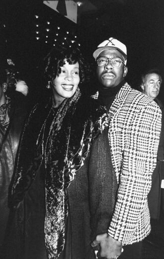 WHITNEY HOUSTON;Bobby Brown [& Wife]
