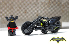 Blkchoppa (: VolumeX :) Tags: bike super future batman heroes erthfiya