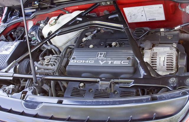 red 1995 acura nsx nsxt