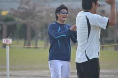 DSC_0090 (mechiko) Tags: 横浜ベイスターズ 120209 渡辺直人 新沼慎二 横浜denaベイスターズ 2012春季キャンプ