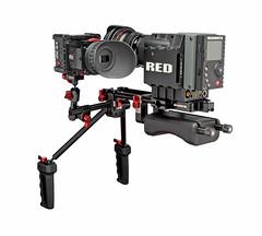 Recoil Rig for C300, Scarlet and Epic Cameras (Zacuto) Tags: camera scarlet rig dslr rigs recoil c300 evf zacuto qrelease zfinderevfpro evfrodmount zgripsv3 epiccameras gorillabaseplate recoillite scarletcameras