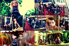 Bratz Adventures! (Bratz Guy) Tags: girls party dylan cute fashion toys fan doll dolls bob boyz pack cameron destiny sasha yasmin fabulous mga brat cade eitan bratz 2010 cloe steampunk koby fianna stepout roxxi rockangelz bratzparty