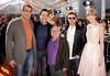 Rob Riggie, Ed Helms, Danny DeVito, Zac Efron, Taylor Swift