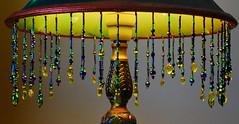 Teah's fringe (Lamporium Louise) Tags: light lamp fashion misty vintage scarlet design ivy australia fringe sally bead tina esther pearl swarovski lamps roxy gem twyla redcentre homewares teah lakeboga swanhill lamporium louisemacaulay