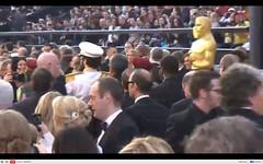 Oscar 2012 - Sacha Baron Cohen - The Dictator - pix 02