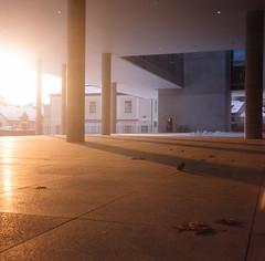 it's not so bad... (Maronasc) Tags: winter light salzburg film luz analgica invierno uni flexaret