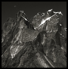 great trango towers (6286m) (doug k of sky) Tags: pakistan tower castle doug great towers glacier karakoram trango karakorum baltoro mountainscapes mountainsnaps kofsky artcat18871