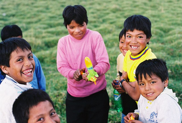 Ecuadorian Children
