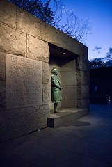 Franklin D. Roosevelt memorial (dkjphoto) Tags: sculpture usa monument statue america washingtondc dc washington memorial unitedstates president roosevelt eleanor fdr dennisjohnson wwwdenniskjohnsoncom