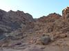 Deserted landscape, Mount Sinai P1160797